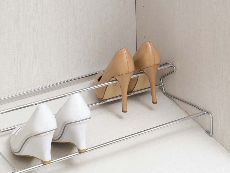 Porte chaussures extensible fixe