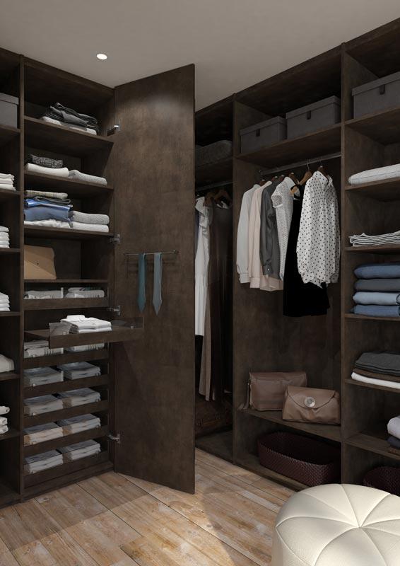 Le Dressing Sur Mesure La Solution Rangement Qui Fait Rever