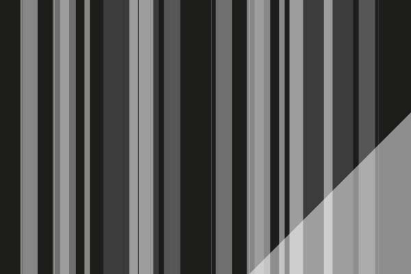 Côte à Cote noir, modèle exclusif France Rangement, design A&P Sorigué