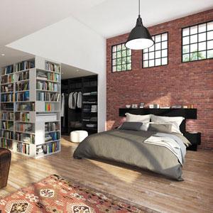 Rehabilitation d'un loft